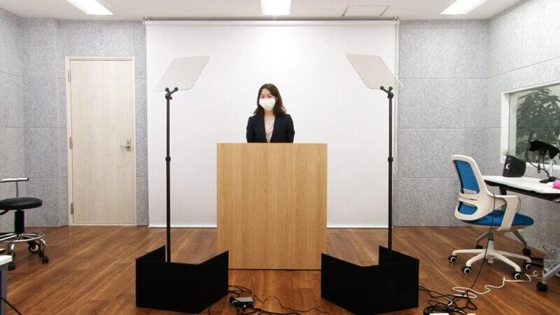 秋葉原にスピーチプロンプターショールームオープンのお知らせの画像